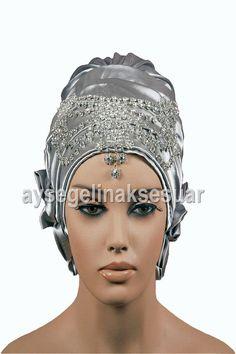 Ready To Wear Hijab  CodeHT0033  muslim women hijab by HAZIRTURBAN