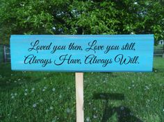 Anniversary Party Decorations -Design your own sign - w stake - your own customized words,saying,quote,funny sign
