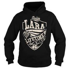 Team LARA Lifetime Member (Dragon) - Last Name, Surname T-Shirt