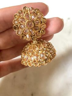 Jewellery available online at WaliaJones - earrings, tikkas, necklaces, sets and more. Free shipping available worldwide!