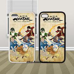 Avatar The Last Airbender HYBRID iPhone 4 4s Hard Case