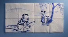 Tempo 紙巾的故事