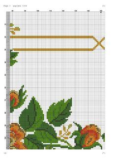 "Photo from album ""Вышивка схемы"" on Yandex. Cross Stitch Geometric, Cross Stitch Flowers, Counted Cross Stitch Patterns, Tribal Art, Cross Stitching, Handicraft, Needlepoint, Hand Embroidery, Needlework"