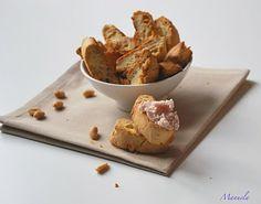 Cantucci salati alle arachidi di L. Montersino.
