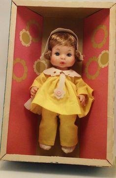 NIB Horsman Tynie Doll Style #SPR3 Drinks & Wets, Irene Szor Design | eBay