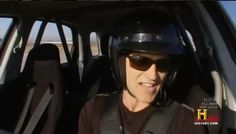 Stephen Moyer Tops the Chart on Top Gear