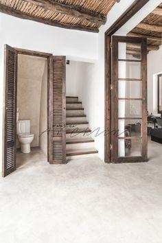 Riad 5 Columns in Morocco. Multicultural decoration - Home Design & Interior Ideas Patio Interior, Interior Design Kitchen, Interior And Exterior, Interior Decorating, Interior Ideas, Bohemian Chic Decor, Boho, My Dream Home, House Plans