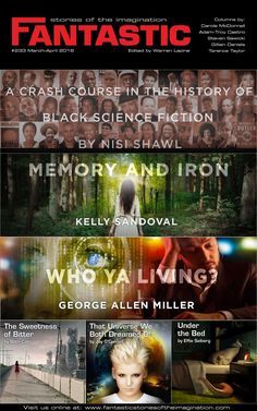 """African American Sci-Fi and Fantasy Writers--A Crash Course * I would humbly add Walter Mosley's """"47"""""""
