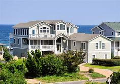 Twiddy Outer Banks Vacation Home - Windows on the Sea - Duck - Oceanfront - 7 Bedrooms