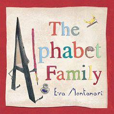The Alphabet Family by Eva Montanari
