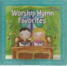 Wee Worship - Worship Hymn Favorites Audio CD Genius Entertainment #Christian