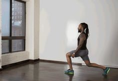 10. Alternating Lunge Jumps #plyometric #bodyweight #workout http://greatist.com/fitness/explosive-bodyweight-exercises