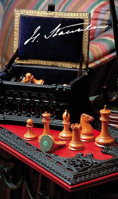 The House of Staunton - Antique and Premium Chess Sets