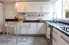 Cocinas de estilo moderno por DF ARQUITECTOS