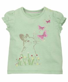Mothercare Bunny Scene T-Shirt