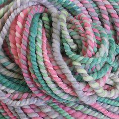 pretty colours - Handspun Yarn