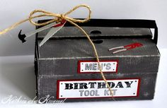 Stempeleinmaleins: Werkzeugkasten - toolbox