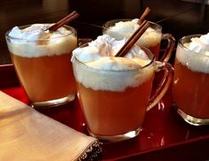 This Caramel Apple Hot Toddy Cocktail is the perfect winter drink! This apple cider hot toddy is so warming, comforting, and tasty. The best holiday cocktail! Winter Drinks, Holiday Drinks, Christmas Cocktails, Craft Cocktails, Party Drinks, Christmas Fun, Holiday Decor, Caramel Vodka, Caramel Apples