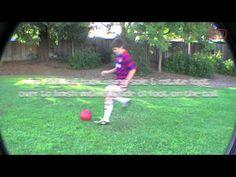 The 1-Footed Maradona Soccer Move #soccertricks #skillzanddrillz