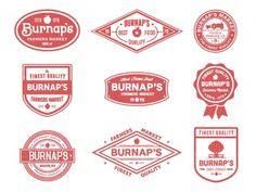 Badges / Burnap_s