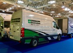 Here's another of our four great vehicle exhibits at this year's CV Show - a dual compartment VW Crafter van.  #Coolertechltd #CVShow #VW #refrigeratedvehicle #refrigeratedvan #fridgebody #fridgevan #insulatedvehicle #insulatedvan #chiller #temperaturecontrolledvehicle #temperaturecontrolledvan #commercialvehicle #vehicle #van #lorry #truck
