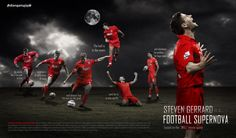 Steven Gerrard is a Football Supernova! #LFC