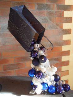 Tuto Déco de noël Gravity DIY