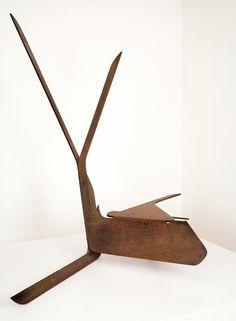 Pablo Palazuelo: Proyecto para un monumento II, 1977