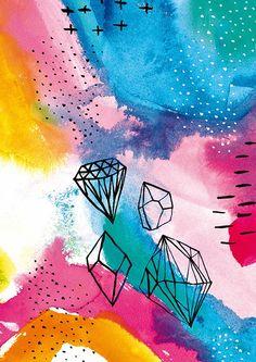 sweet william: Shine Bright - brand new work!