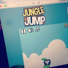 Jungle Jump no computador! Essa é só uma das novidades que vem aí!
