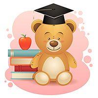 Create a Simple School Teddy Bear in Adobe Illustrator (via vector.tutsplus.com)
