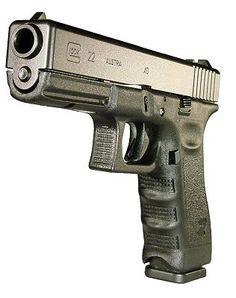Glock 22 40 S 15 Rnd Fixed Sights $499.00 SHIPS FREE
