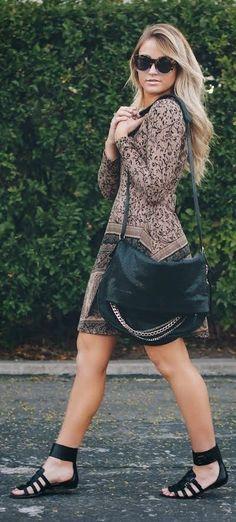 Summer Inspiration Dress by Cara Loren