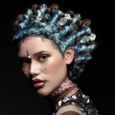 Feeling these blues! Check out the Hair Upload of the Day by Oliver Estilismo on #Bangstyle How To Style Bangs, Blues, Avant Garde Hair, Wild Style, Feelings, Day, Check, Cool Hairstyles, Beauty