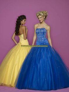 sky blue prom dresses