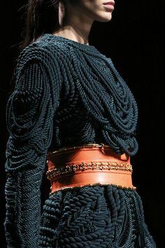 Balmain Fall 2014 – Vogue