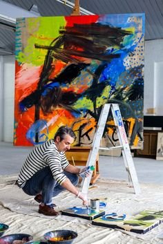 DAILY IMPRINT   Interviews on creative living: art