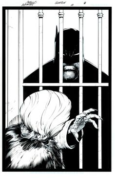 Highly productive comic book artist. One of the best storytellers… Greg Capullo