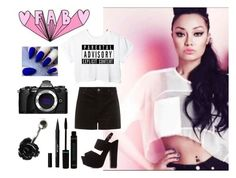 """Photo shoot with Jade Thirlwall !!!!"" by coralie14 ❤ liked on Polyvore featuring art"