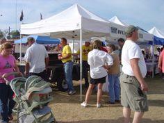 Tucker Cooker At The Barbecue Contest In Douglas, GA. In 2005