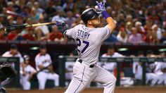 Rockies rookie Trevor Story sets mark with HR in 3rd straight game (sidebar: 2 of my nephews played on a summer league with Trevor Story just a few years ago in Irving, TX..now look at him!)