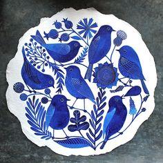 Seven Bluebirds | Flickr - Photo Sharing!