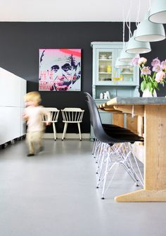 Funky Netherlands Home Tour photographed by Holly Marder, http://decor8blog.com/2013/08/01/funky-netherlands-home-tour/