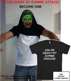 Zombie T - Hilarious!