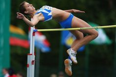 In track and field I always did high jump and I enjoyed it Long Jump, High Jump, Heptathlon, Track Meet, Sports Track, Meet Women, Beautiful Athletes, Discipline, Sports Photos