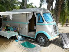 Milk Truck Conversion Deco Camper | RV's | Pinterest | Trucks ...