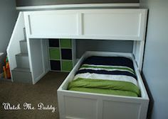 diy bunkbeds for small kids