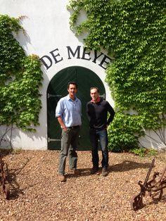De Meye Wines Stellenbosch South Africa