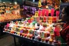 Lauren Loves to Eat: Barcelona Part II: La Boqueria and Bar Central