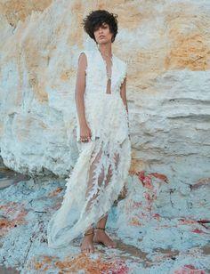 Ari Westphal - Elle Brasil Janeiro 2017 - Editoriais - Revistas de Moda